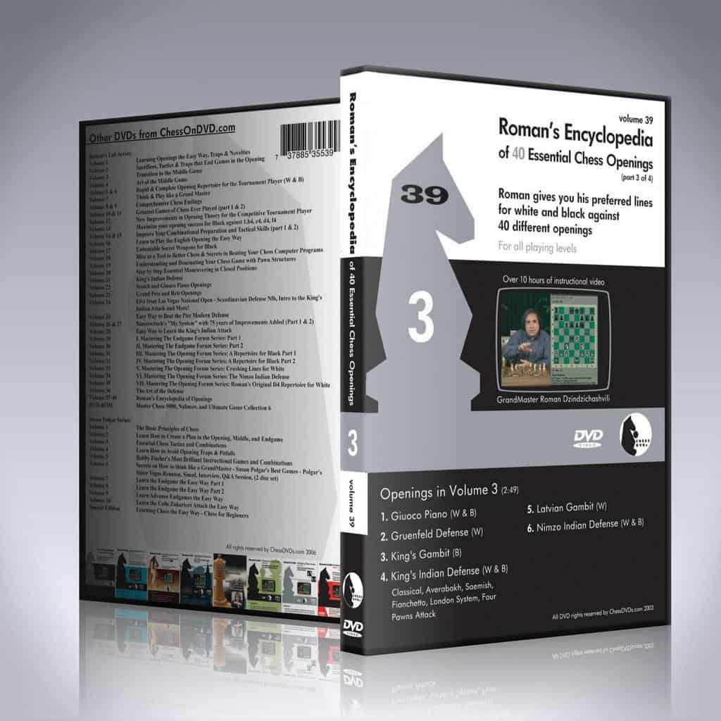 encyclopedia of chess openings pdf free download