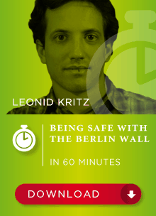 Being safe in the Berlin Defence - GM Leonid Kritz (Digital Download)