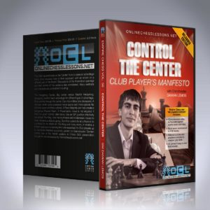 Control the Center - GM Damian Lemos