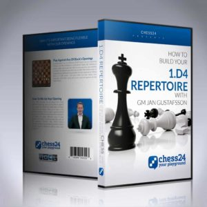How to build your 1.d4 repertoire - GM Jan Gustafsson