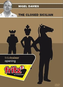 The Closed Sicilian - GM Nigel Davies (Physical Disc)