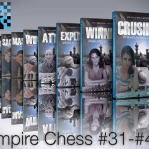 Empire Chess Volumes 31-40 Bundle