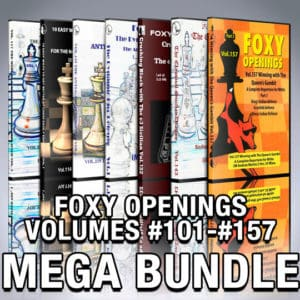 Foxy Chess DVD Bundle - Volumes 101-157