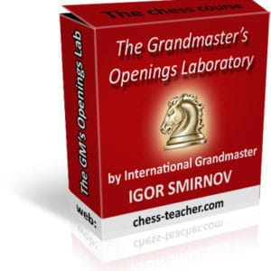 Grandmaster's Opening Laboratory - Chess Openings Course