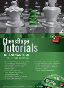 ChessBase Tutorials Openings #01: The Open Games