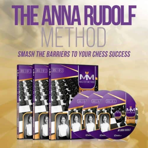 The Anna Rudolf Method – Smash The Barriers To Your Chess Success!