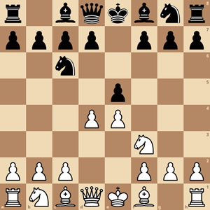 The Scotch Opening With 4...nf6 - Im Robert Ris (ichess Club)